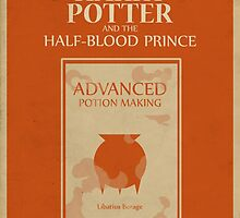 Harry Potter and the Half-Blood Prince by funchurch