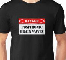 Positronic Brain Waves Unisex T-Shirt