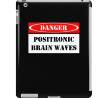 Positronic Brain Waves iPad Case/Skin