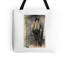 Billy The Kid 2 Tote Bag