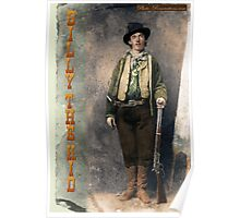 Billy The Kid 2 Poster