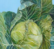 Ruthie's Cabbage by Vicki Sawyer