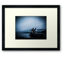 Relic of Nitinat Framed Print