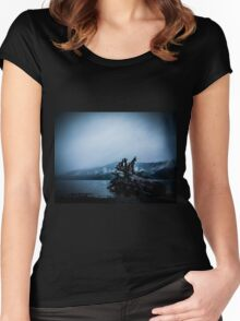 Relic of Nitinat Women's Fitted Scoop T-Shirt