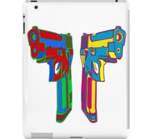 POP GUNS iPad Case/Skin