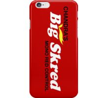 SKRED! iPhone Case/Skin