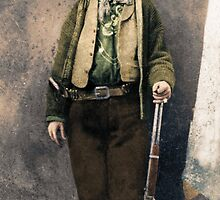Billy The Kid 1 by keefrog