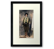 Billy The Kid 1 Framed Print