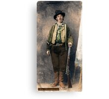 Billy The Kid 1 Canvas Print