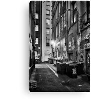 Another world... Canvas Print