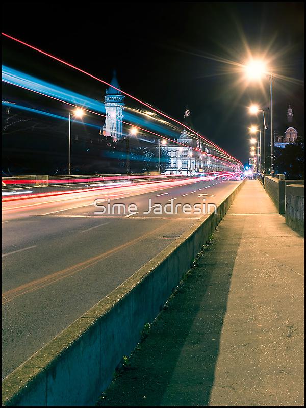 Lux road. by Sime Jadresin