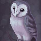 Little Owl by soyrwoo