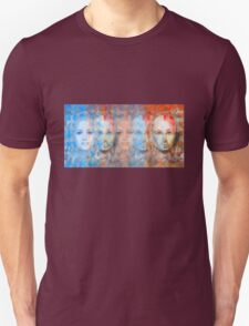 The passage fragment - phases and frequencies T-Shirt