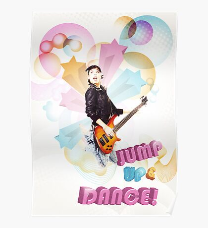 Jump Up & Dance Poster