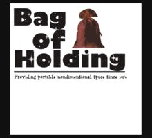 Bag of Holding One Piece - Short Sleeve