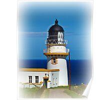 Tod Head Light House, Scotland Poster