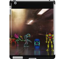 Super Metroid pixel art iPad Case/Skin