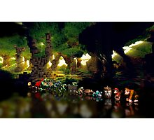 Donkey Kong Country pixel art Photographic Print