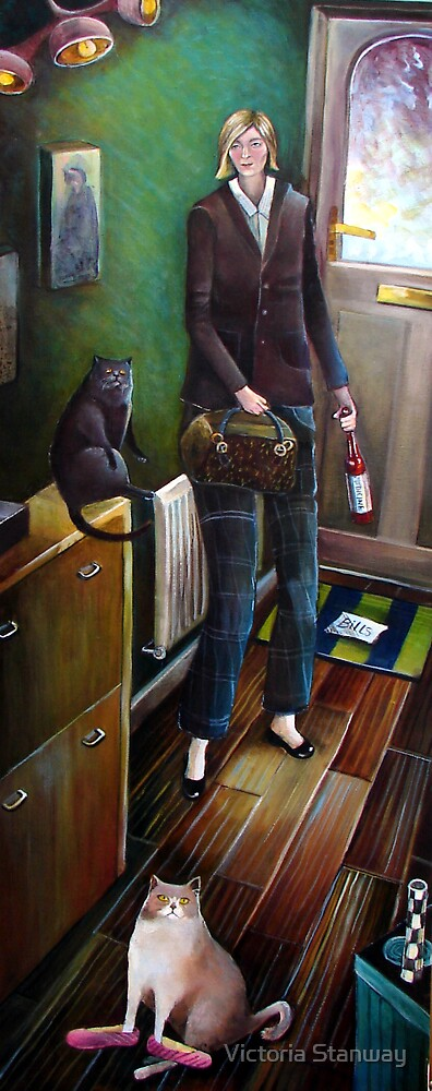 Hometime by Victoria Stanway