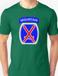10th Mountain Division (United States) T-Shirt