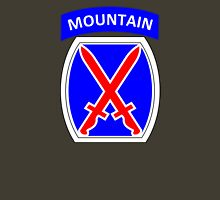 10th Mountain Division (United States) Unisex T-Shirt