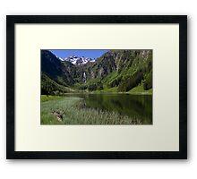 Lake Bodensee Framed Print