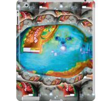jar cat iPad Case/Skin