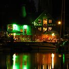 Isaacs at Night, Neptune Quay, Ipswich by wiggyofipswich
