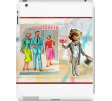 Dapper Dog iPad Case/Skin