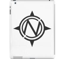 Naval Black iPad Case/Skin