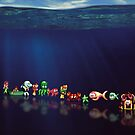 James Pond pixel art by smurfted
