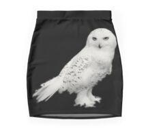 Snow Owl Mini Skirt