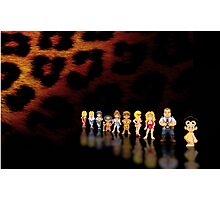 Leisure Suit Larry pixel art Photographic Print