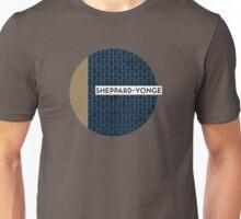 SHEPPARD-YONGE Subway Station Unisex T-Shirt