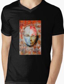 The passage fragment - he Mens V-Neck T-Shirt