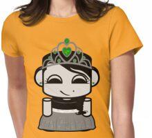 Mari O'babybot Womens Fitted T-Shirt