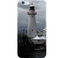 Cape Bowling Green National Maritime Museum, Darling Harbour, Sydney iPhone Case/Skin