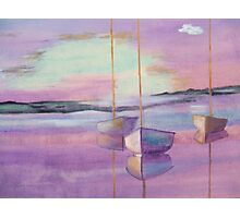 the violet hour Photographic Print
