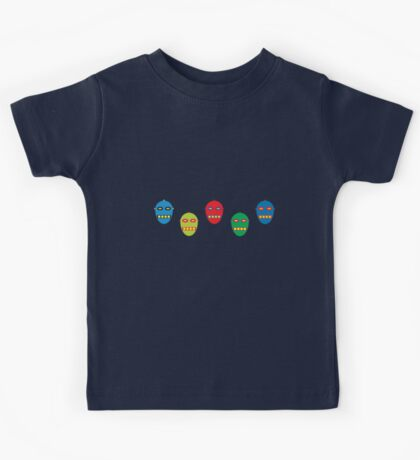 Robot Frenzy Kids Tee