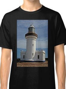 Point Perpendicular Lighthouse, Jervis Bay Classic T-Shirt