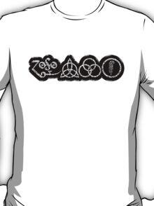TRIQUETRA - BLACK METAL STICKER T-Shirt
