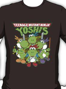 Teenage Mutant Ninja Yoshis T-Shirt