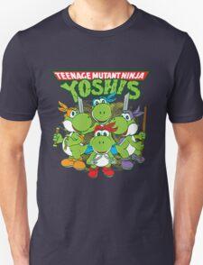 Teenage Mutant Ninja Yoshis Unisex T-Shirt