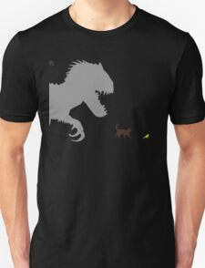 Jurassic World - Monster is a Relative Term T-Shirt