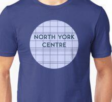 NORTH YORK CENTRE Subway Station Unisex T-Shirt