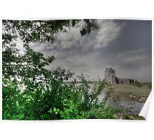 Dunguaire Castle Poster