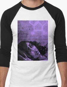 Hope (Purple Edition) Men's Baseball ¾ T-Shirt