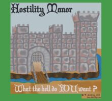 Hostility Manor by mordechai