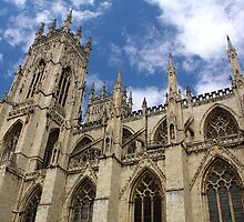 York Minster by Mat Robinson