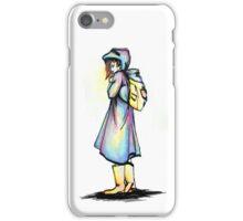 Fight the Rain iPhone Case/Skin